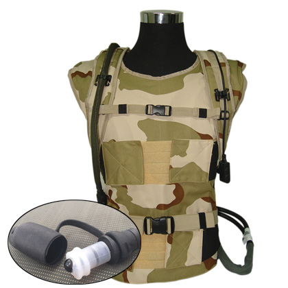 Backpack Ice Hydration Cooling System COMP-IBP04