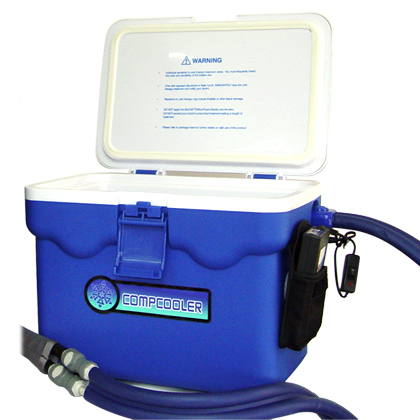 Ice Case Cooling System COMP-ICS01