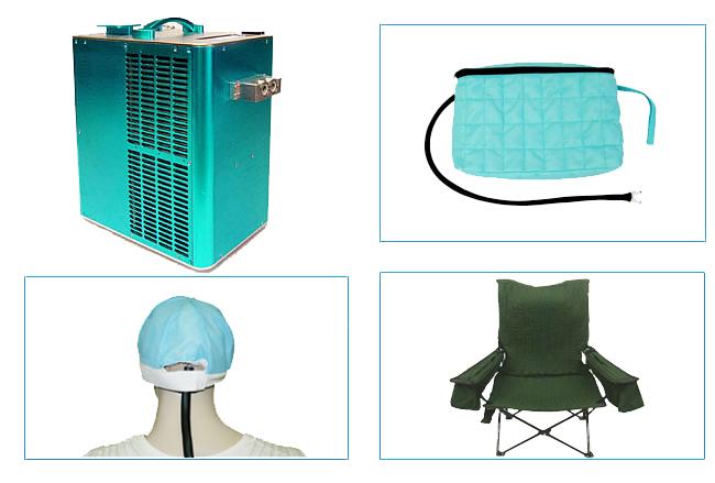 Medical Rapid Cooling System   COMP-MRCS01